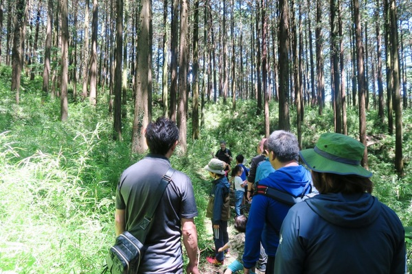 『森とつながる家づくり探検ツアー Vol.4』を・・・